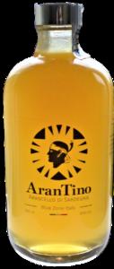 AranTino, biologische arancello uit Sardegna, blue Zone